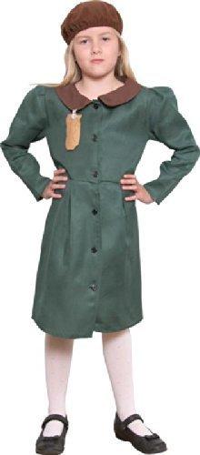 - 1940 Evacuee Girl Kostüm