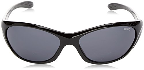 Alpina Kinder Sportbrille Seico Black-Grey
