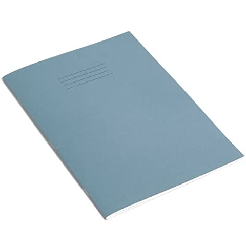 RHINO F15 A4 64 Page Exercise Book - Light Blue