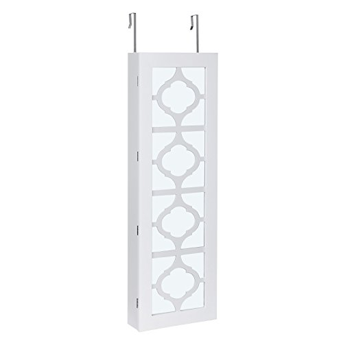 songmics-wall-mounted-armoire-jewellery-cabinet-stand-with-full-length-hanging-door-mirror-with-led-