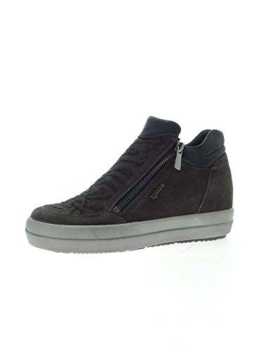 IGI&CO 87756 Sneakers Donna Grigio scuro