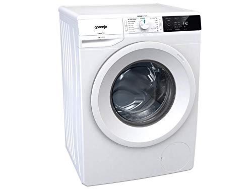 Gorenje W4E743P Waschmaschine FL/A+++/6 kg/1400 UpM/SensoCare-Waschsystem/Quick 17/weiß