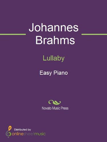 Lullaby (Music Lullaby Sheet)