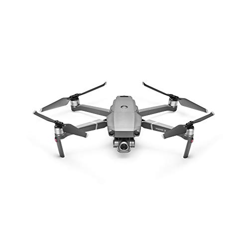"DJI Mavic 2 Zoom Drohne Quadrocopter mit 24-48mm Optischer Zoom Kamera Video 12MP 1/2.3"" CMOS Sensor (EU Version)"