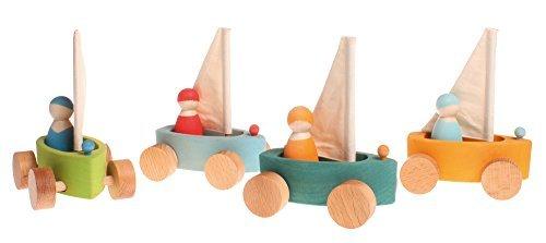 Grimm's 4 Kleine Strandsegler