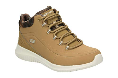 Skechers 12918-CSNT Brown Size 38