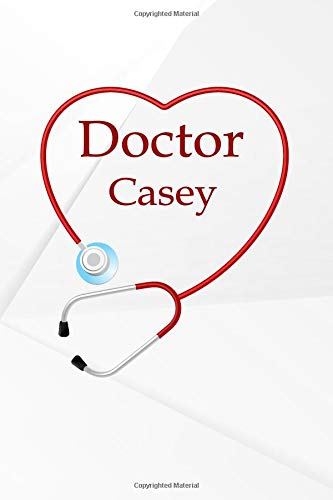 Doctor Casey: Weekly Action Planner Monthly Yearly 365 day Schedule - Womans Day Collection