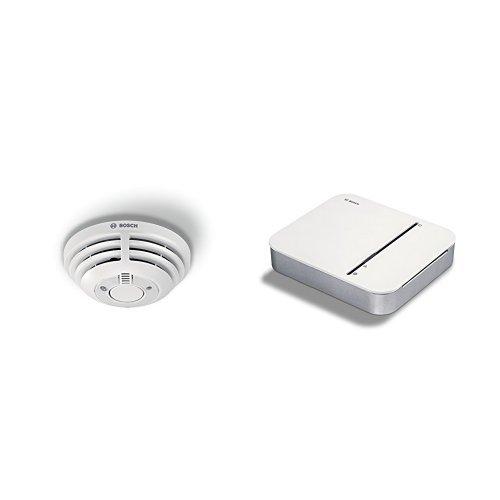 Bosch Smart Home Rauchmelder mit App-Funktion + Controller - Variante für Deutschland und Österreich