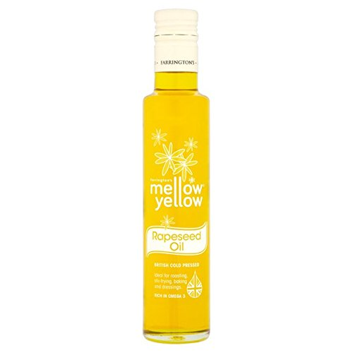 Farrington's Mellow Yellow Cold Pressed Rapeseed Oil 250ml
