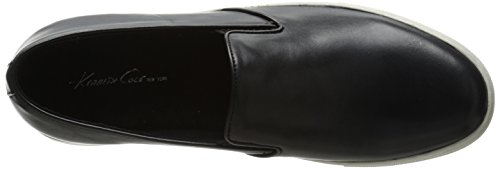 Kenneth Cole NY Double Or Nothing Cuir Baskets Black