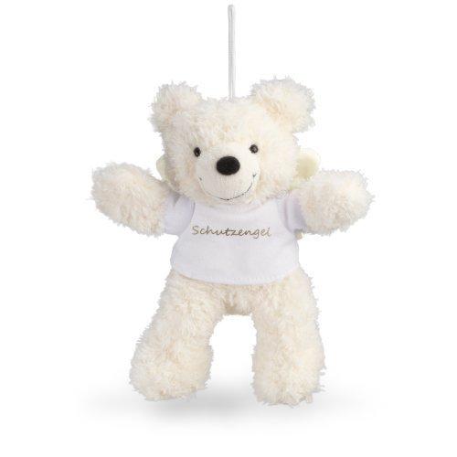 Benny Energie Bär *Schutzengel Weiss*, ca. 15 cm (Bär Schutzengel)