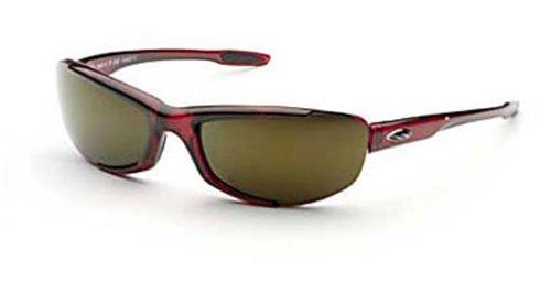 Smith Sonnenbrille Sequel, Blood Red, Bez Mirror+RC36+Y68