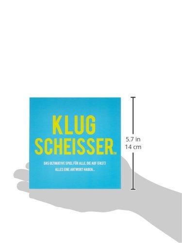 KLUGSCHEISSER - das ultimative Spiel für alle, die auf (fast) alles eine Antwort haben... - 3