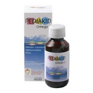INELDEA PEDIAKID OMEGA 3 125 ML