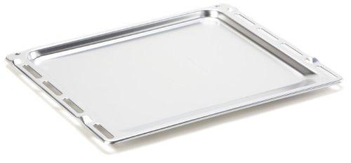Bauknecht / Whirlpool / Ikea Backblech Aluminium - original - Teile-Nr. 480121103481 - Maße: 450x375x20mm -