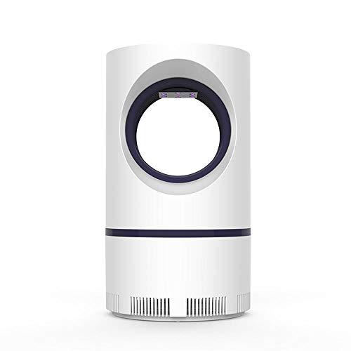 Beförderung Kabel (Moskito-Lampe Moskito-Mörder nach Hause intelligente elektronische Inhalation Mückenschutz Baby Indoor Mute Photokatalysator keine Strahlung elektrische Mücke Moskito-Lampe weiß USB-Datenkabel Kon)