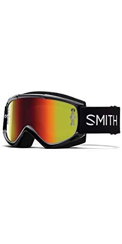 Smith Fuel V.1 Max M Mountainbike-Brille Einheitsgröße Black - Red Mirror