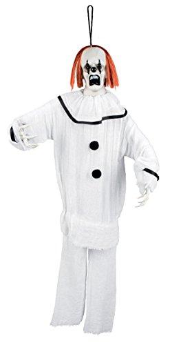 ion Psycho Clown, 90 cm (Gruselige Psycho Clown Kostüm)