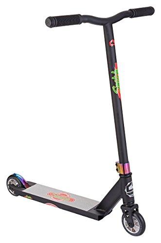 Crisp Switch Pro Stunt Scooter - Verschiedene Farben (Schwarz)