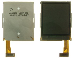 Nokia E60 / N80 Display (LCD) - E60 Lcd