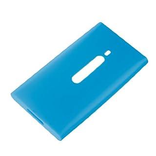 Nokia CC-1031 Soft Case Cover for Lumia 800 - Cyan Blue (B005WU1ON0)   Amazon price tracker / tracking, Amazon price history charts, Amazon price watches, Amazon price drop alerts
