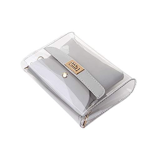 OIKAY Mode Damen Tasche Handtasche Schultertasche Umhängetasche Mode Neue Handtasche Frauen Umhängetasche Schultertasche Strand Elegant Tasche Mädchen 0509@004
