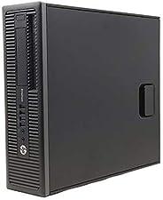 PC - HP Elite 800 G1 - Ordenador de sobremesa (Intel Core i7-4ta Gen, 8GB de RAM, Disco 120GB SSD, Windows 10
