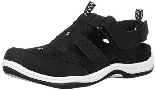 Easy Street Damen Sport Melina Slingback Sneaker, Schwarz - Schwarz - Größe: 39.5 EU Easy Street Slingbacks