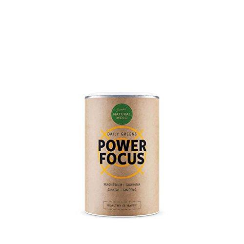 Power Focus | Natural Mojo