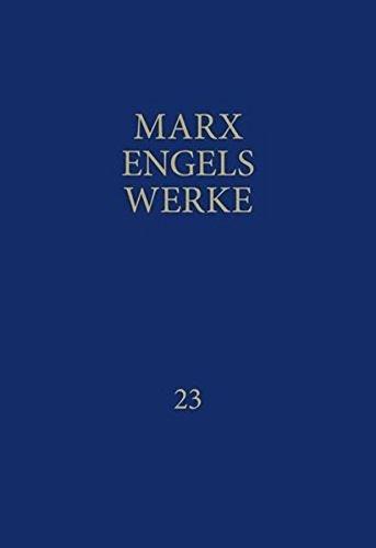 Das Kapital, Bd. 1 (Band Engel)