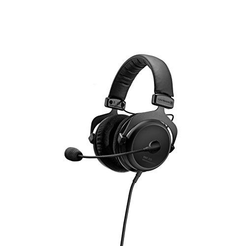 beyerdynamic EDT 770 VB Ohrpolstersatz Velour in schwarz für MMX 300, Custom Studio und weitere beyerdynamic Modelle - 2