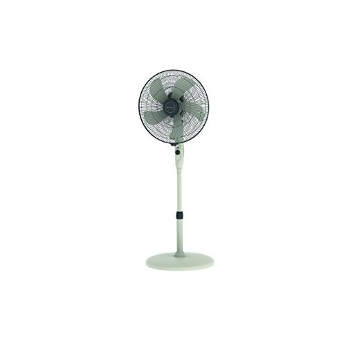 Bionaire High Performance Stand Fan, Silver
