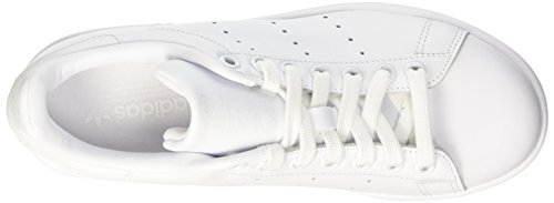 adidas Originals Stan Smith, Chaussures de Gymnastique Homme Blanc (Footwear White/Footwear White/Footwear White)