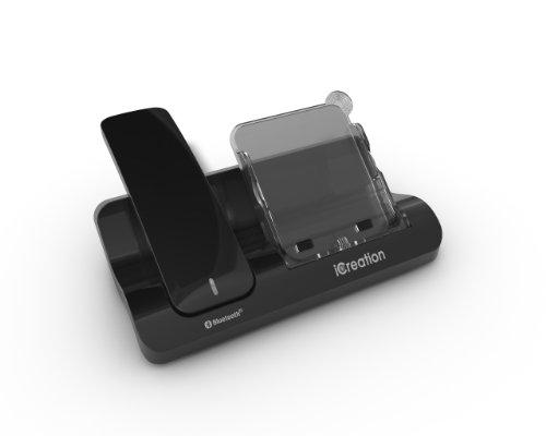 Geemarc G500 Schwarz - Samsung Galaxy Docking-Station mit Bluetooth Handset