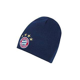 FC Bayern München Wende-Beanie Logo