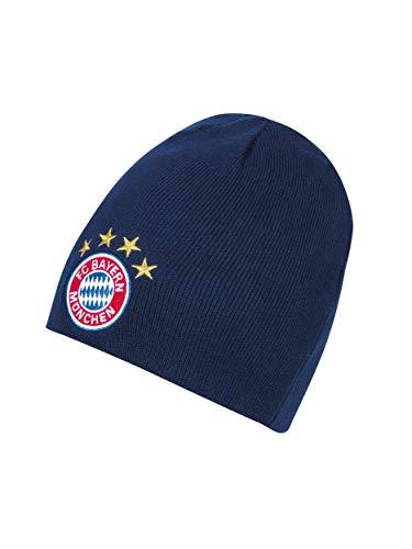 FC Bayern Wendemütze mit Logo