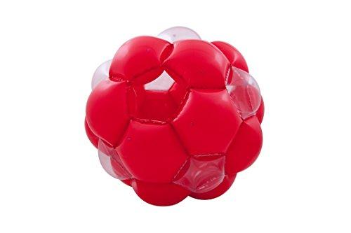 LEXIBOOK Pelota hinchable de pelota, gigaball, divertido gigante Jumbo jardín al aire libre o interior. Crawl dentro. Heavy Duty PVC Vinilo 51burbuja