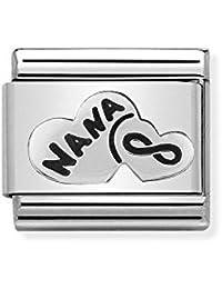 Nomination Women Stainless Steel Bead Charm - 330101/19 gKIue4QKo