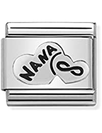 Nomination Women Stainless Steel Bead Charm - 330101/19