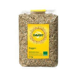Davert Roggen (1 kg) - Bio
