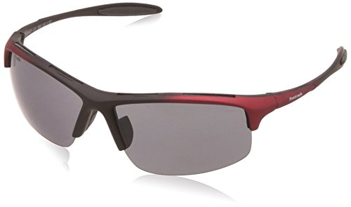 Fastrack UV Protected Sport Men's Sunglasses - (P354BK2|64|Smoke (Grey / Black) Color)  available at amazon for Rs.994