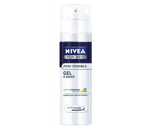 NIVEA Rasiergel Nivea für sensible Männerhaut - 200 ml