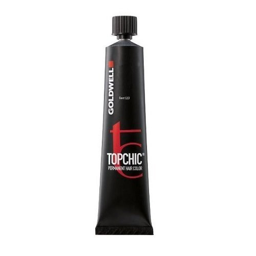 Preisvergleich Produktbild Goldwell Topchic Haarfarbe MAX striking red copper 7RO, 1er Pack (1 x 60 ml)