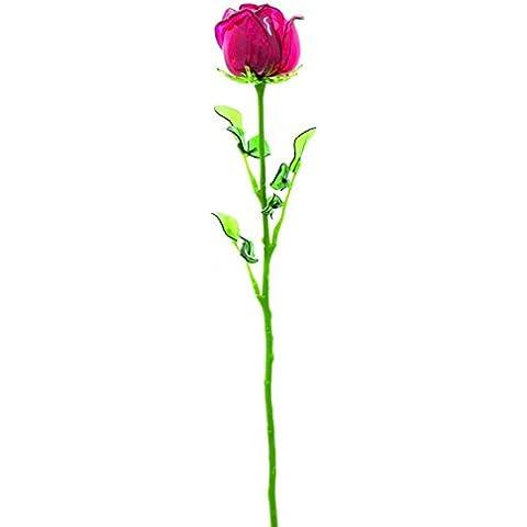 EUROPALMS Crystal Rose, bordeaux 81 centimetri 12x