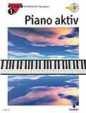 Axel Benthien: PIANO AKTIV BAND 1 (+CD) : DIE METHODE FUER DIGITALPIANO - Dieses neue Unterrichtswerk wendet sich an alle, die das Musizieren auf modernen Digitalpianos erlernen wollen, sei es im Unterricht oder im Selbststudium. - Noten/sheet music