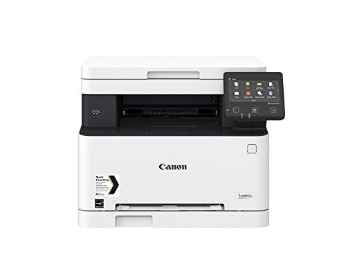 CANON i-SENSYS MF631Cn A4 Farblaser Multifunktionssystem (Drucken, Kopieren, Scannen) - Farb-touchpad