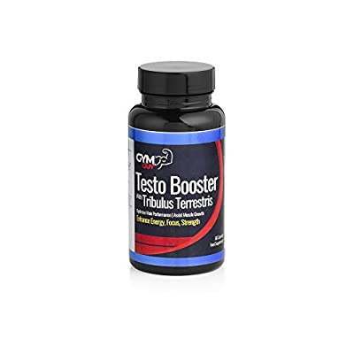 Testosterone Booster with Tribulus Terrestris by GYM GUY from GYM GUY