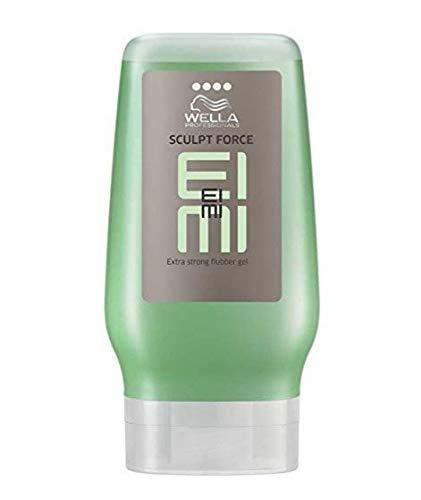 Wella Professionals Dry unisex, Sculpt Force Flubber Gel, 1er Pack, (1x 125 ml) -