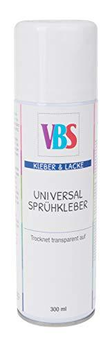 VBS Universal-Sprühkleber transparent, 300ml Dose