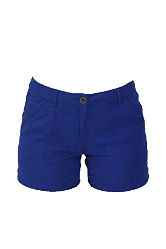 Ex NEXT Damen Short Blau